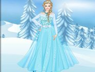 Barbie Frozen
