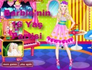 Barbie'nin 16 Yaş Partisi