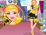 Barbie'nin Minion Stili