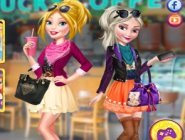Barbie Ve Elsa