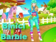 Binici Barbie