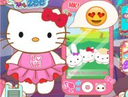 Hello Kitty'nin Pembe İphone'nu