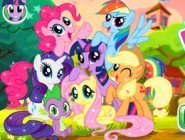 My Little Pony Puzzle 2