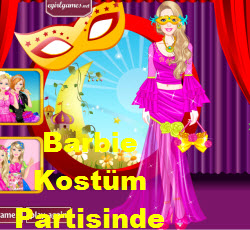 Barbie Kostüm Partisinde
