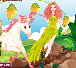 Barbie Unicorn Perisi
