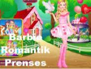 Barbie Romantik Prenses