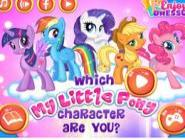 Hangi My Little Pony Karakterisin?
