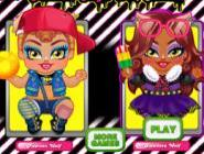 Monster High Kurt Bebekler