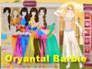 Oryantal Barbie