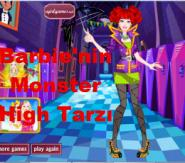 Barbie'nin Monster High Tarzı