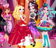 Ever After High Kızları