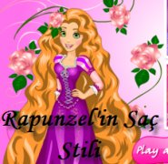 Rapunzel'in Saç Stili