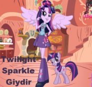 Twilight Sparkle Giydir