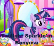 Twilight Sparkle'ın Banyosu