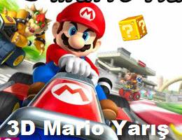 3D Mario Yarış