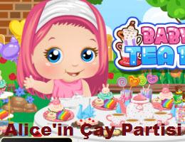 Alice'in Çay Partisi