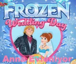 Anna Evleniyor