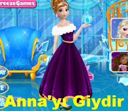 Anna'yı Giydir