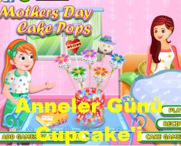 Anneler Günü Kekleri
