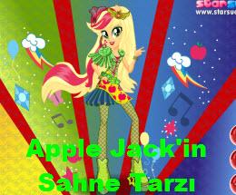 Apple Jack'in Sahne Tarzı