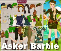 Asker Barbie