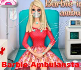 Barbie Ambulansta