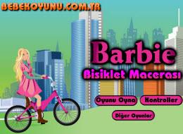 Barbie Bisiklet Macerası