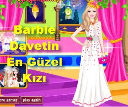 Barbie Davetin En Güzel Kızı