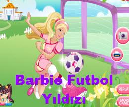 Barbie Futbol Yıldızı