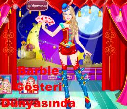 Barbie Gösteri Dünyasında
