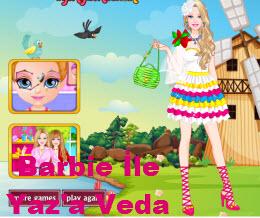 Barbie İle Yaz'a Veda