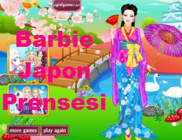 Barbie Japon Prensesi