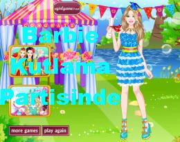 Barbie Kutlama Partisinde