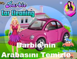 Barbie'nin Arabasını Temizle