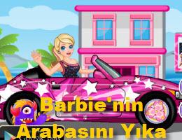 Barbie'nin Arabasını Yıka