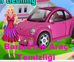Barbie'nin Araç Temizliği