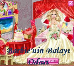 Barbie'nin Balayı Odası