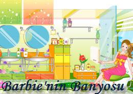 Barbie'nin Banyosu