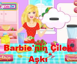 Barbie'nin Çilek Aşkı