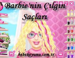 Barbie'nin Çılgın Saçları