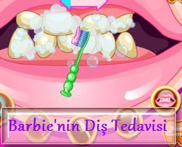 Barbie'nin Diş Tedavisi