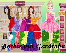 Barbie'nin Gardrobu