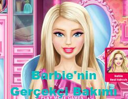 Barbie'nin Gerçekçi Bakımı