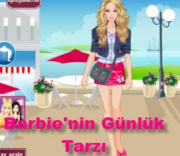 Barbie'nin Günlük Tarzı