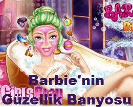 Barbie'nin Güzellik Banyosu