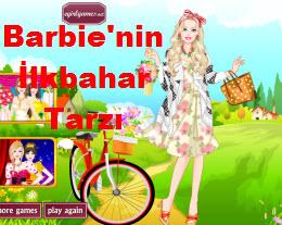 Barbie'nin İlkbahar Tarzı