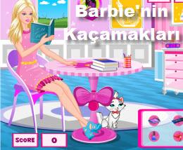 Barbie'nin Kaçamakları