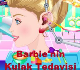 Barbie'nin Kulak Tedavisi