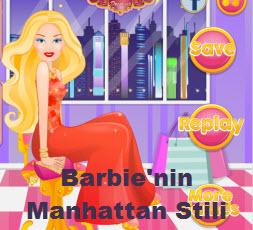 Barbie'nin Manhattan Stili