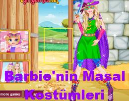 Barbie'nin Masal Kostümleri